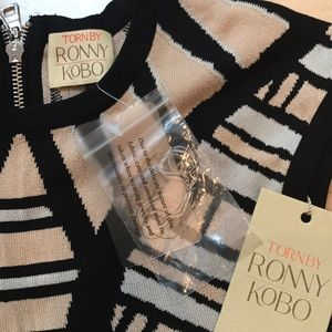 Torn by Ronny Kobo Tops - TORN by Ronny Kobo crop top